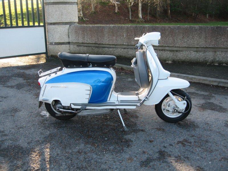John Tresadern - 1965 LI 150 Special